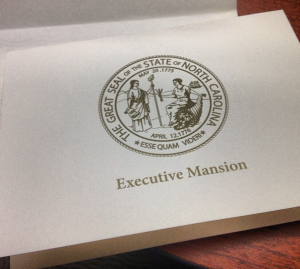 Invitation to the Executive Mansion