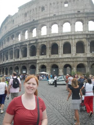 My visit to Il Colosseo in September 2012.